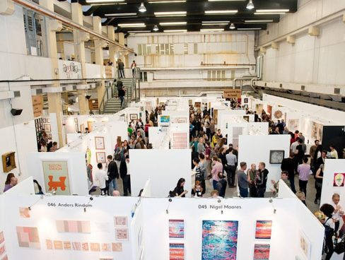 Insightful blog post about the art fair model